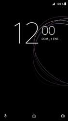 Sony Xperia XZ1 - Mensajería - Configurar el equipo para mensajes multimedia - Paso 21