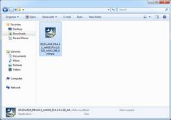 BlackBerry 9800 Torch - Software - installeer firmware update - Stap 7
