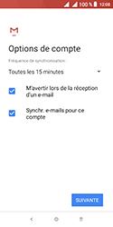Alcatel 1 - E-mails - Ajouter ou modifier un compte e-mail - Étape 19