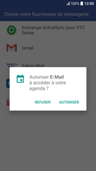 HTC HTC 10 - E-mail - Configuration manuelle (outlook) - Étape 6