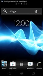 Sony LT30p Xperia T - Internet - automatisch instellen - Stap 3