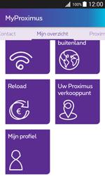 Samsung J100H Galaxy J1 - Applicaties - MyProximus - Stap 21
