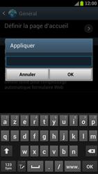 Samsung I9300 Galaxy S III - Internet - configuration manuelle - Étape 23
