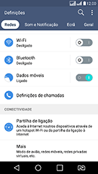 LG K8 - Internet (APN) - Como configurar a internet do seu aparelho (APN Nextel) - Etapa 5