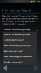 HTC Desire 601 - Applicaties - Account aanmaken - Stap 13