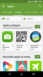 HTC One A9 - Applications - Télécharger une application - Étape 5