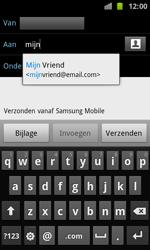 Samsung I8160 Galaxy Ace II - E-mail - hoe te versturen - Stap 6