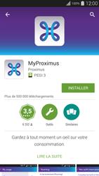 Samsung G901F Galaxy S5 4G+ - Applications - MyProximus - Étape 8