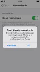 Apple iPhone SE - iOS 13 - Data - maak een back-up met je account - Stap 11