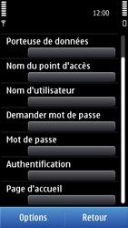 Nokia N8-00 - Internet - configuration manuelle - Étape 17