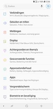 Samsung Galaxy A9 - Bellen - in het binnenland - Stap 4