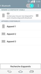 LG D855 G3 - Bluetooth - Jumeler avec un appareil - Étape 7