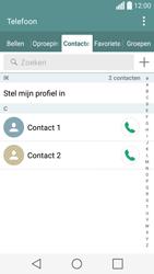 LG Spirit 4G - Contactgegevens overzetten - delen via Bluetooth - Stap 4