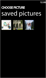 HTC 7 Trophy - MMS - Afbeeldingen verzenden - Stap 6