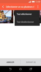 HTC Desire 510 - Photos, vidéos, musique - Envoyer une photo via Bluetooth - Étape 9
