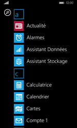 Microsoft Lumia 532 - E-mail - envoyer un e-mail - Étape 2