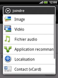 HTC A3333 Wildfire - MMS - envoi d'images - Étape 10