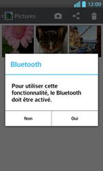 LG Optimus L5 II - Photos, vidéos, musique - Envoyer une photo via Bluetooth - Étape 9