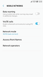 Samsung Galaxy J3 (2017) - Network - Enable 4G/LTE - Step 6