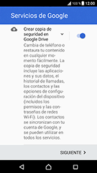 Sony Xperia XZ - Android Nougat - E-mail - Configurar Gmail - Paso 14