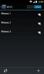 Bouygues Telecom Bs 403 - Internet et connexion - Accéder au réseau Wi-Fi - Étape 6