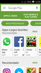 Huawei Y3 - Aplicativos - Como baixar aplicativos - Etapa 3
