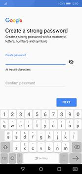 Huawei P20 Lite - Applications - Create an account - Step 11