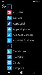 Nokia Lumia 735 - Photos, vidéos, musique - Créer une vidéo - Étape 3