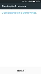 Lenovo Vibe C2 - Funções básicas - Como atualizar o software do seu aparelho - Etapa 6
