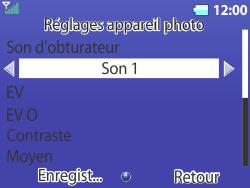 Bouygues Telecom Bc 311 - Photos, vidéos, musique - Prendre une photo - Étape 6