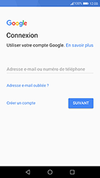 Huawei P10 - Android Oreo - Applications - Créer un compte - Étape 3