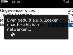 BlackBerry 8520 Curve - Buitenland - Bellen, sms en internet - Stap 7