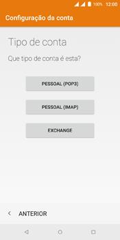 Wiko View Dual SIM - Email - Configurar a conta de Email -  12
