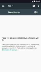 Motorola Moto C Plus - Wi-Fi - Como ligar a uma rede Wi-Fi -  5
