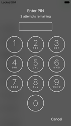 Apple iPhone SE iOS 10 - Primeiros passos - Como ligar o telemóvel pela primeira vez -  5