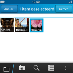 BlackBerry Q5 - E-mail - Bericht met attachment versturen - Stap 14