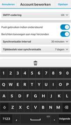 BlackBerry Leap - E-mail - Instellingen KPNMail controleren - Stap 12