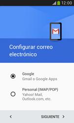 Samsung S7580 Galaxy Trend Plus - E-mail - Configurar Gmail - Paso 8