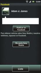 Sony Xperia U - Primeros pasos - Activar el equipo - Paso 15