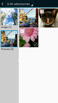 Samsung Galaxy Note 4 - E-mails - Envoyer un e-mail - Étape 15