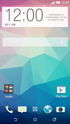 HTC Desire EYE - Internet - Voorbeelden van mobiele sites - Stap 1