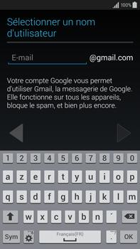 Samsung Galaxy Note 4 - Premiers pas - Créer un compte - Étape 11
