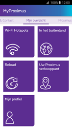 Samsung G903F Galaxy S5 Neo - Applicaties - MyProximus - Stap 19