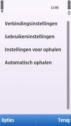 Nokia C5-03 - E-mail - e-mail instellen: POP3 - Stap 20