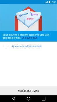 LG G4 - E-mails - Ajouter ou modifier votre compte Gmail - Étape 7