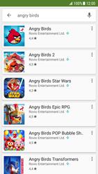 Samsung Galaxy S7 - Android Nougat - Aplicações - Como pesquisar e instalar aplicações -  17