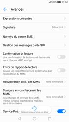 Huawei P10 Lite - SMS - Configuration manuelle - Étape 7