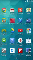 Samsung G900F Galaxy S5 - Applications - Créer un compte - Étape 3