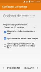 Crosscall Trekker M1 Core - E-mails - Ajouter ou modifier votre compte Yahoo - Étape 9