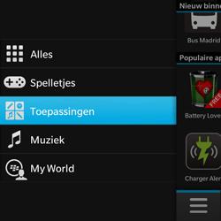 BlackBerry Q5 - Applicaties - Downloaden - Stap 16